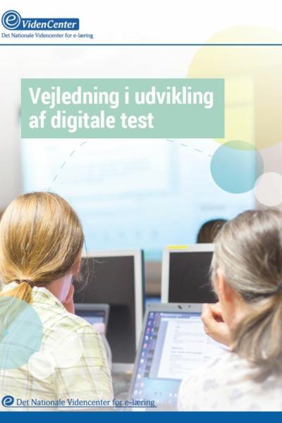 Vejledning i digitale tests
